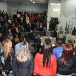 Em noite festiva, Câmara realiza Sessão Solene em comemoração ao aniversário de São Roque